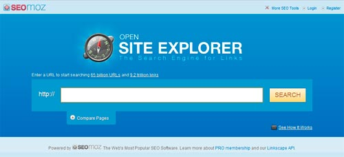 herramientas backlinks open site explorer