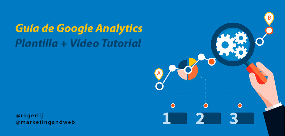 Google Analytics en español – Completísimo Tutorial de analítica web