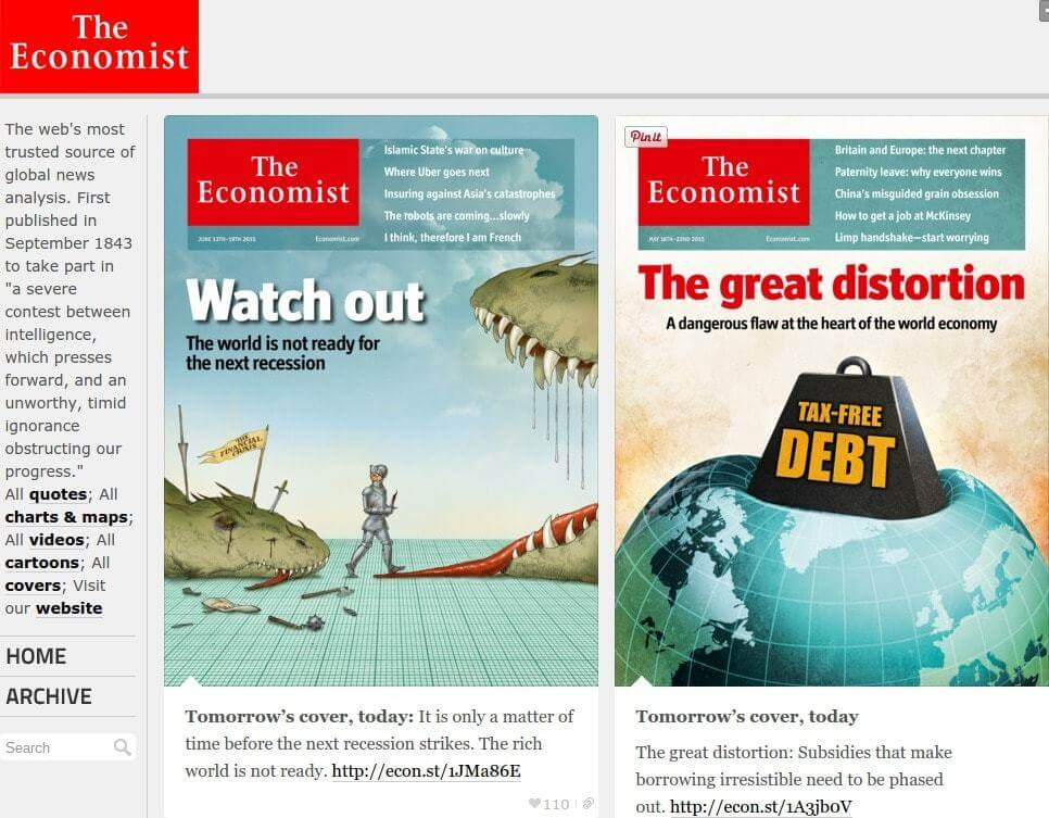 Tumblr The Economist