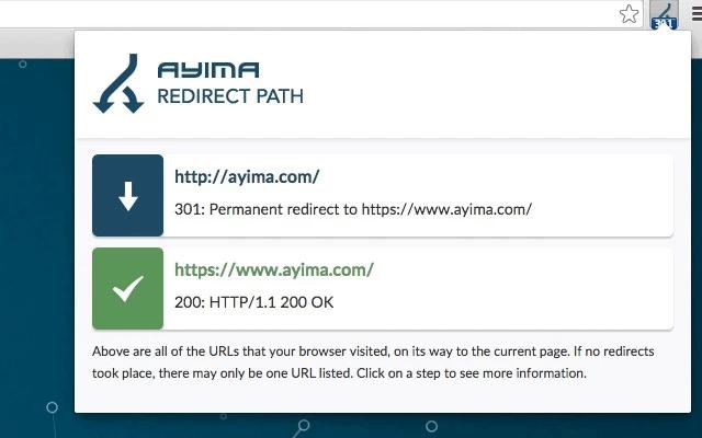 ayima redirect path