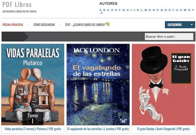 37 Mejores Páginas para Descargar Libros Gratis [Ebooks ...