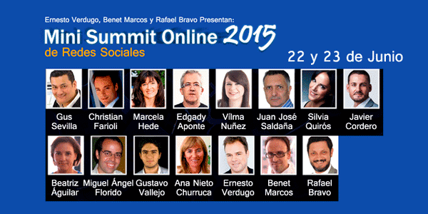 mini summit online 2015