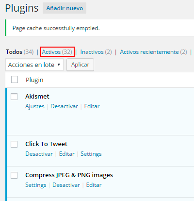 plugins wordpress blog