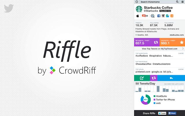riffle extension chrome