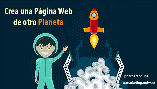 crear una página web profesional con WordPress