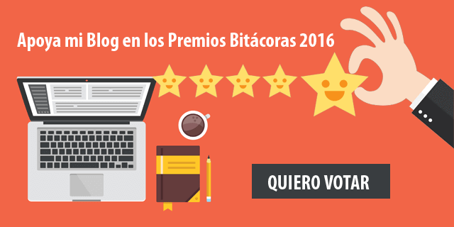 premios bitacoras 2016 blog