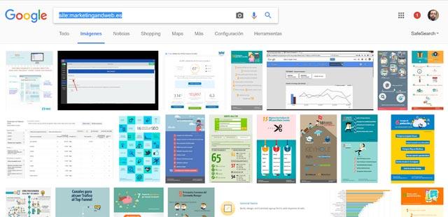 buscador imágenes google