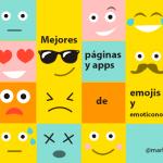 Lista de emoticonos e imágenes Emoji para copiar y pegar, y utilizar en tu blog, Facebook, Twitter e Instagram