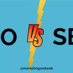10 Principales diferencias entre SEO y SEM que deberías de conocer [Infografía]